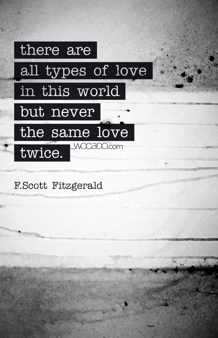 F Scott Fitzgerald Quotes Archives Words Can Do